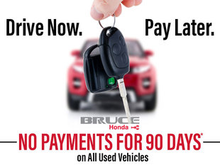 No Payments for 90 Days on All Used Vehicles!