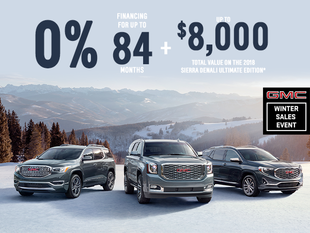 Winter Sales Event on Now!