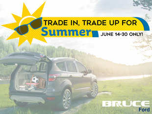 Trade In, Trade Up for Summer
