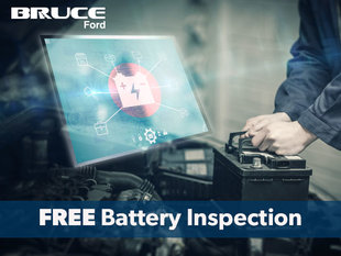 Stop In for Your FREE Battery Inspection!