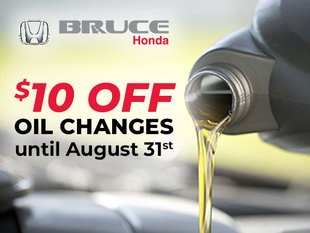 $10 off Oil Changes