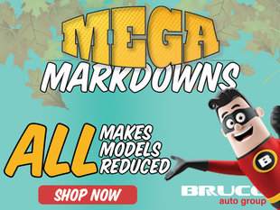 It's Mega Markdown Time!