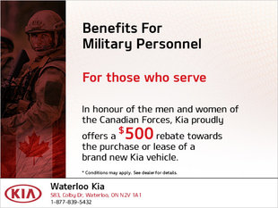 Military Benefit