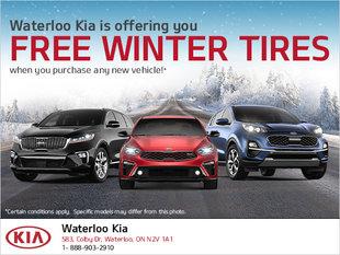Kia Special Offers >> Kia Tires Special Offers Waterloo Kia