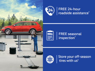 Volkswagen Spring Service Offer