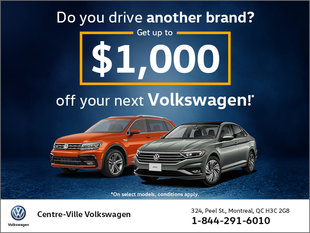 Do You Drive Another Brand?