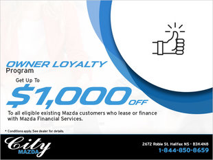 Owner Loyalty Program