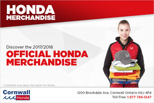 Official Honda Merchandise