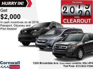 Get up to 2,000 in cash incentives