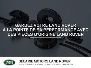 Des pièces d'origine Land Rover