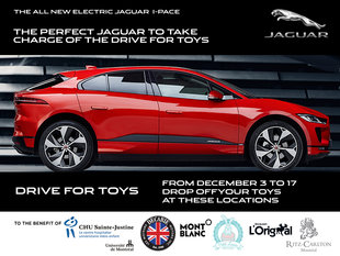 DRIVE FOR TOYS BY DECARIE MOTORS
