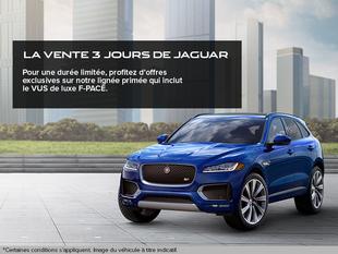 La vente 3 jours de Jaguar