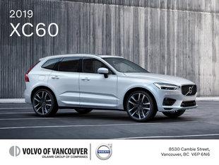 The 2019 Volvo XC60 T6 Momentum