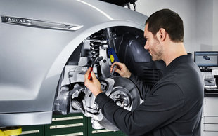 Summer Tire Exchange and Alignment Offer