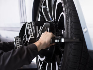 Spring Tire and Alignment Special - Save $99.00*