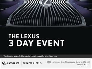 Lexus 3 Day Event