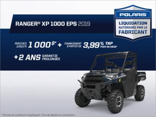 Beauce Sports - Épargnez sur le Ranger XP 1000 2019