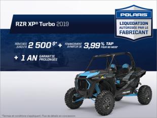 Beauce Sports - Épargnez sur le RZR XP Turbo Velocity 2019