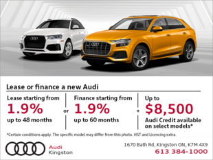 The Audi Monthly Event