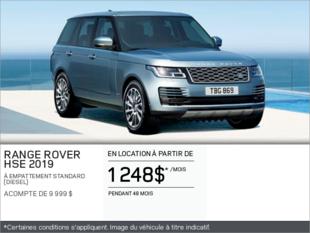Le Range Rover Diesel 2019