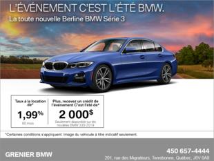 BMW 330i xDrive Berline 2019