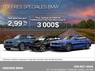 L'événement c'est l'été BMW