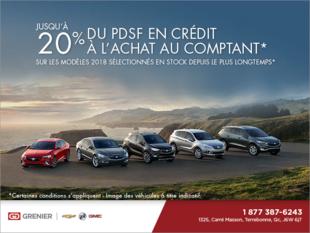 L'événement mensuel de Buick