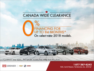 Buick Monthly Event