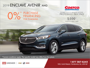 Get the 2019 Buick Enclave