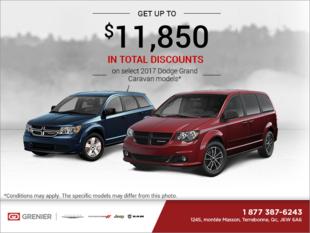 Dodge Monthly Sale