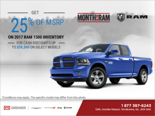 Month of the RAM