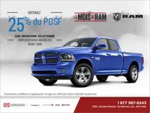 L'événement de vente de RAM Drive Days