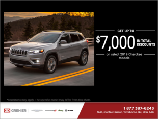 Jeep Monthly Sales Event!