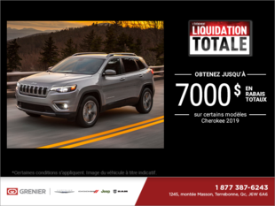 L'événement mensuel de Jeep!