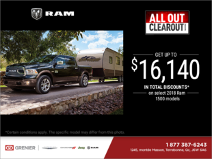 All Out Clearout RAM Event