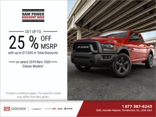 RAM Power Discount Days!