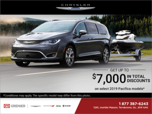 The Chrysler Monthly Event