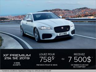 La Jaguar XF Premium TI 2019