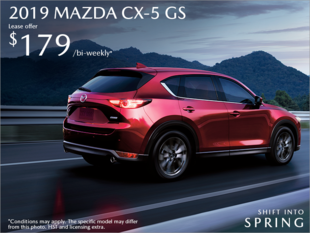 St. Catharines Mazda - Get the 2019 Mazda CX-5 Today!