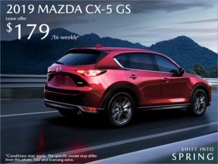 Bay Mazda - Get the 2019 Mazda CX-5 Today!