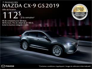 Prestige Mazda - Procurez-vous le Mazda CX-9 2019!