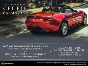 401 Dixie Mazda - L'événement cet été en Mazda
