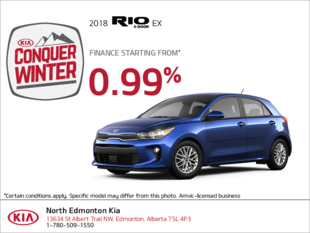 Get the 2018 Rio 5-Door!