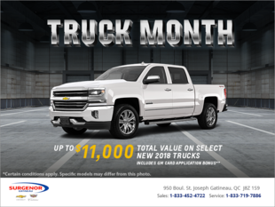 Truck Month Event!