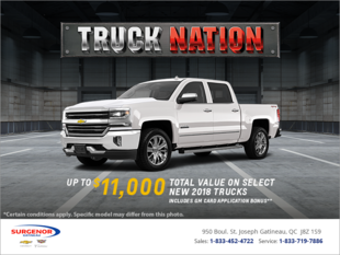 Truck Nation Event!