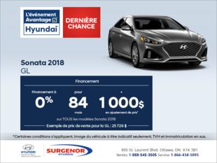 Financez la Sonata 2018!
