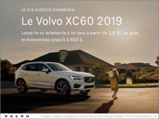 Le nouveau XC60 2019