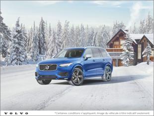 Un cadeau signé Volvo.