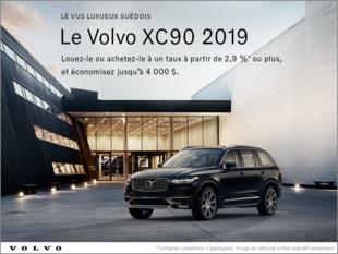 Le nouveau XC90 2019