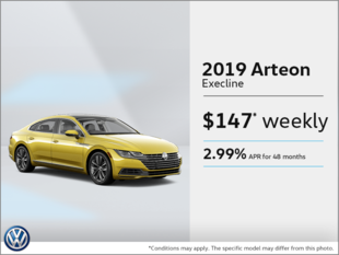 Get the 2019 Arteon